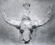 Boy and Ox